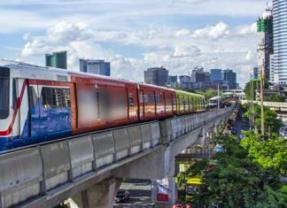 Trạm BTS Mo Chit Bangkok