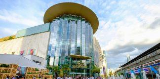 Trung tâm thương mại Siam Paragon Bangkok