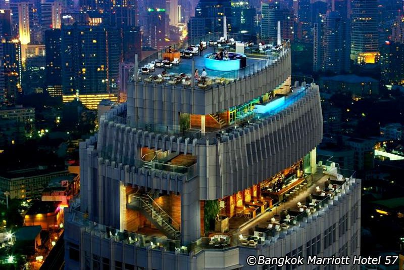 Marriott Hotel Bangkok