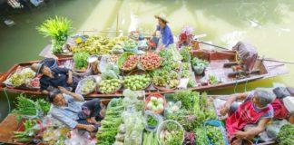 Chợ nổi Taling Chan