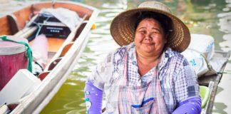 Top 7 chợ nổi Bangkok khiến du khách say mê