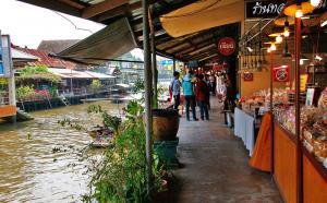 Amphawa ở Bangkok
