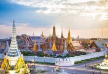 Hoàng Cung Thái Lan - Grand Palace