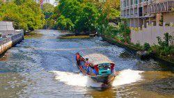 Bến tàu Wireless ở Bangkok