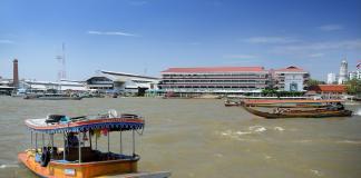 cẩm nang đi thuyền và phà ở Bangkok
