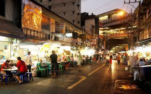 ẩm thực đường phố Thái Lan