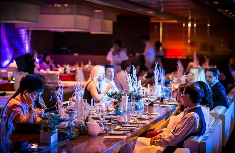 Long Table Sukhumvit - Ảnh: longtablebangkok.com