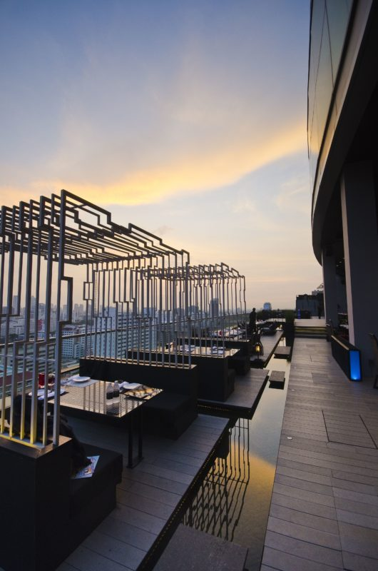 Zense Siam Rooftop Bar & Restaurant