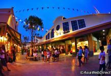 chợ đêm bangkok