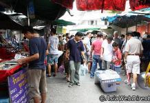 chợ khlongthom