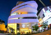 Helix quartier ở Bangkok