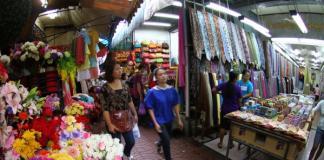 khu little india ở bangkok