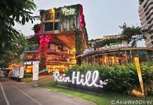 rain hill ở bangkok