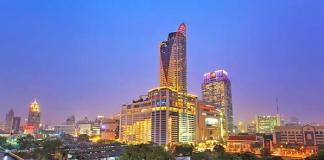 mua sắm ở Siam Bangkok