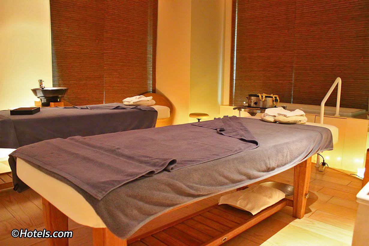 Massage đá nóng tại khách sạn Le Meridien - Ảnh 7