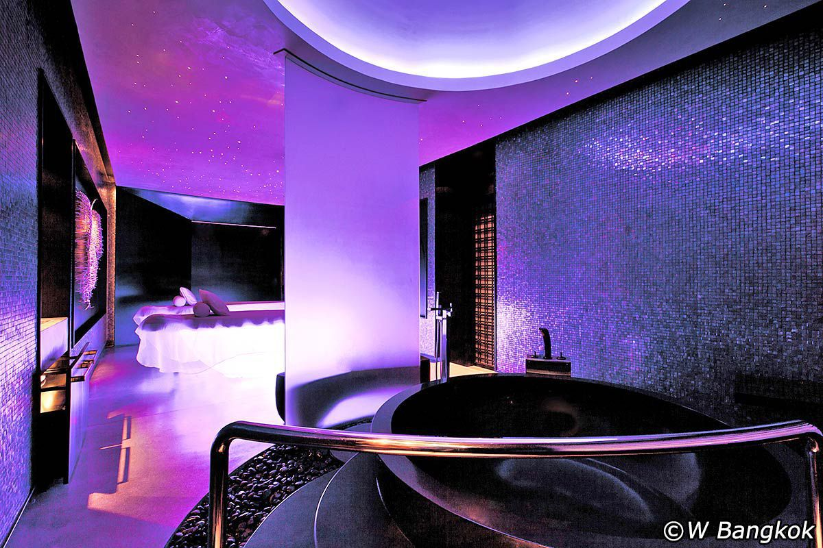 Review away spa t i kh ch s n w hotel bangkok for W hotel in room dining menu singapore
