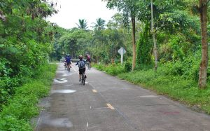 Tour xe đạp Jungle Bicycle