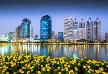 Công viên Benjakiti ở Bangkok