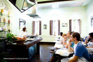 Khóa học nấu ăn tại Blue Elephant Bangkok - Ảnh 1