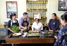 Khóa học nấu ăn tại Blue Elephant Bangkok - Ảnh 3
