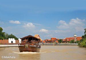 Du thuyền Mekhala Cruise Bangkok - Ảnh 10