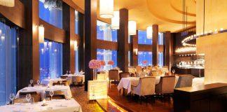 Nhà hàng Mezzaluna ở Lebua Bangkok - Ảnh 5
