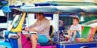 Cẩm nang du lịch Bangkok với gia đình