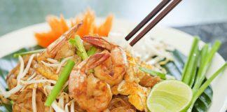 Pad Thái, món ăn đặc trưng của Thái